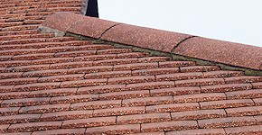 Crawley roof after cleaning